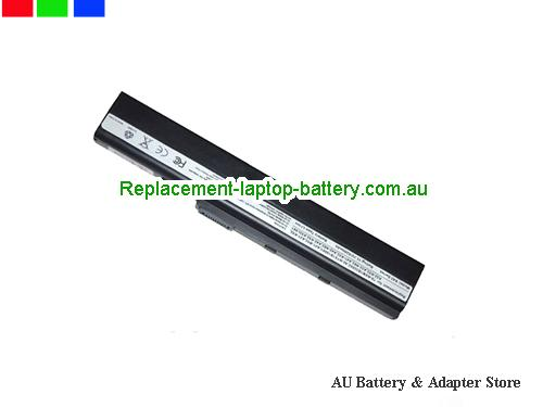 AU New Asus K52JB K42D A32-K52 A42-K52 Replace Laptop Battery