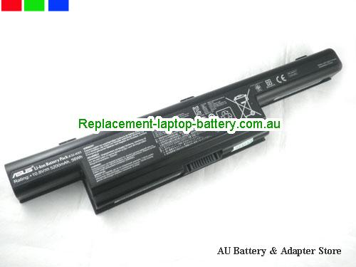ASUS X93SM-YZ065V Battery 4700mAh 10.8V Black Li-ion
