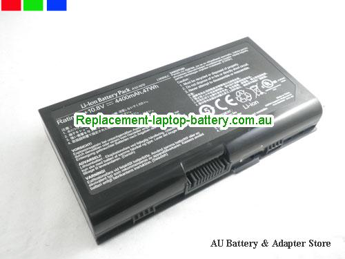 ASUS A42-M70 Battery 4400mAh 10.8V Black Li-ion