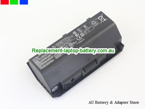 ASUS ROG G750JW-DB71-CA Battery 5900mAh, 88Wh  15V Black Li-ion