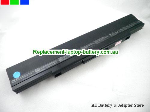 ASUS U43j-x1 Battery 2200mAh 14.4V Black Li-ion