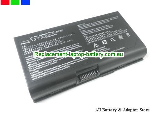 ASUS A42-M70 Battery 4400mAh 11.1V Black Li-ion