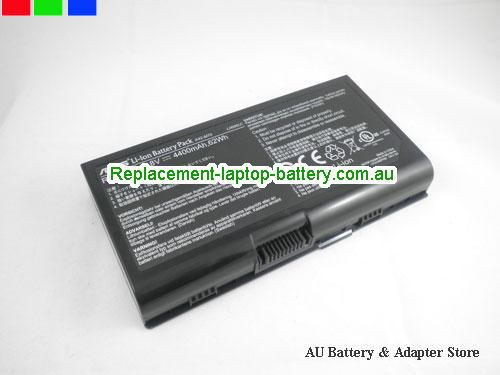 ASUS A42-M70 Battery 4400mAh 14.8V Black Li-ion