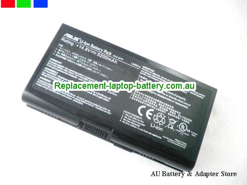 ASUS A42-M70 Battery 5200mAh 14.8V Black Li-ion
