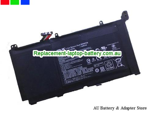 ASUS VivoBook V551LA Battery 48Wh 11.4V Black Li-ion