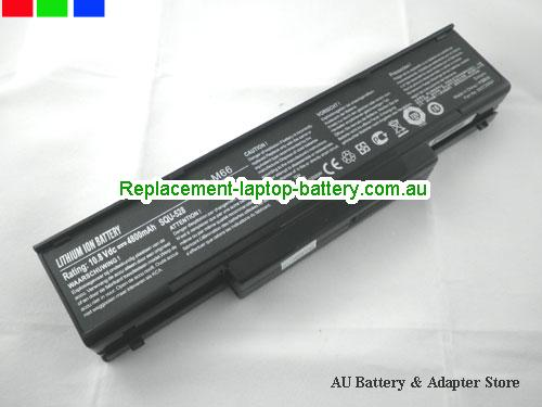 ASUS ASmobile S96Fm Battery 4400mAh 11.1V Black Li-ion