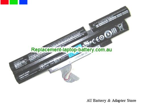 ACER 3830TG-6642 Battery 6000mAh, 66Wh  11.1V Black Li-ion