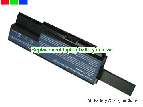 ACER Acer Aspire 8730g Timeline Battery 8800mAh 11.1V Black Li-ion