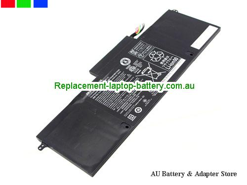 AU Acer Ultrabook Aspire S3 Aspire S3-392G AP13D3K Laptop Battery