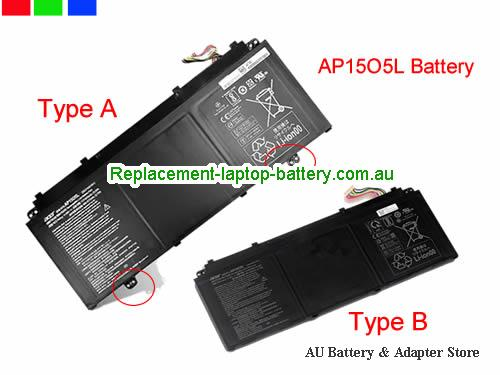 AU Genuine ACER AP15O5L AP1505L Battery For CHROMEBOOK R13 SERIES