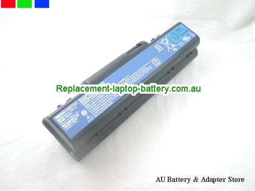 ACER AS07A32 Battery 7800mAh 10.8V Black Li-ion
