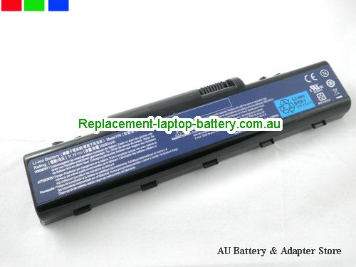 ACER AS07A32 Battery 4400mAh 11.1V Black Li-ion