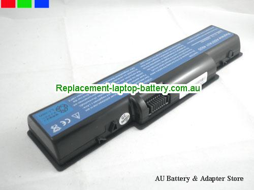 ACER AS07A32 Battery 5200mAh 11.1V Black Li-ion