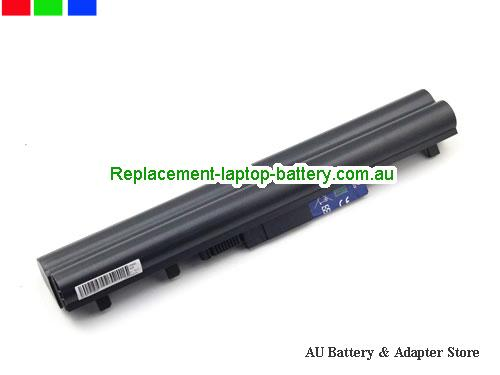 ACER AS3935742G25Mn Battery 5200mAh, 75Wh  14.4V Black Li-ion