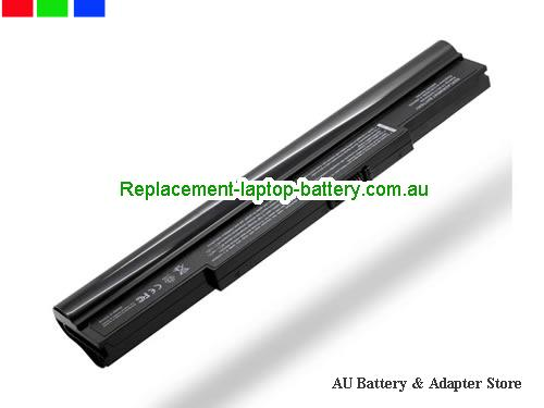 AU New AS10C7E BT.00805.015 battery for acer Aspire 5943G 8cell