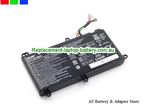 AU Genuine Acer AS15B3N Battery For Predator 15 17 Series Laptop 88.8Wh