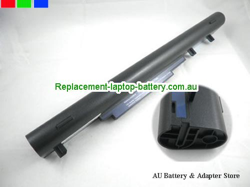 ACER 4UR18650-2-T0421 Battery 5200mAh 14.4V Black Li-ion