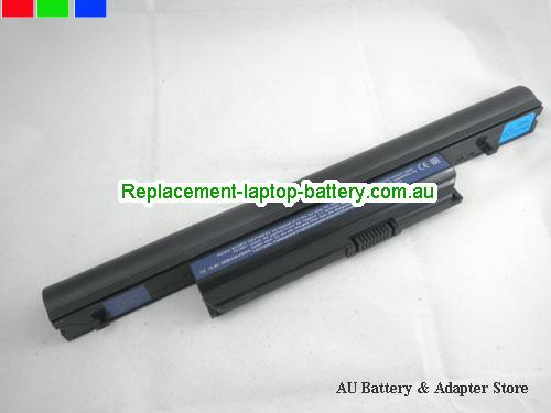 ACER 4820T-334G32Mn Battery 5200mAh 11.1V Black Li-ion