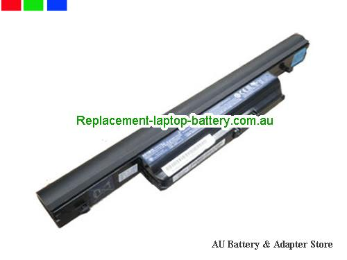 ACER 3820TG-434G64n Battery 4400mAh 11.1V Black Li-ion