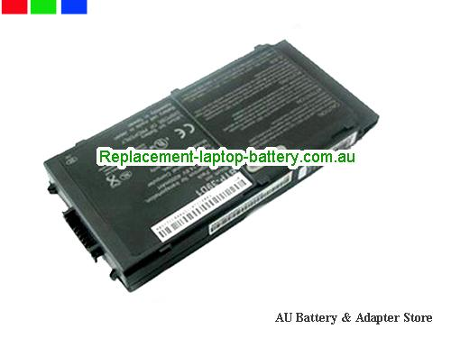 ACER ACER TRAVELMATE 636 SERIES Battery 4400mAh 14.8V Black Li-ion