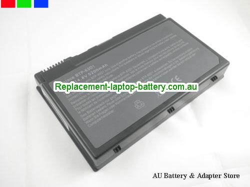 ACER BT.00805.002 Battery 5200mAh 14.8V Grey Li-ion
