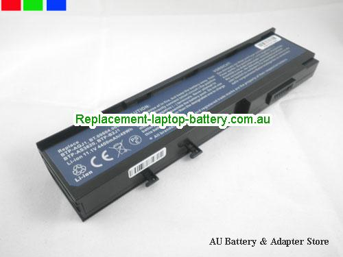 ACER LC.BTP01.011 Battery 4400mAh 11.1V Black Li-ion