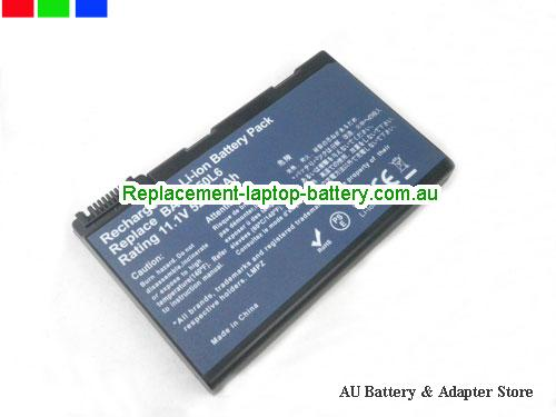 ACER 10499404 Battery 5200mAh 11.1V Black Li-ion