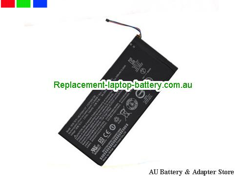 AU Rechargeable ACER MLP2964137 Battery For Iconia One 7 B1-730 Series