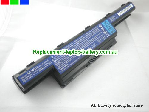 ACER 3ICR19/66-3 Battery 9000mAh, 99Wh  11.1V Black Li-ion