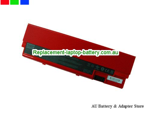 ACER 4000LMi Battery 4400mAh 14.8V Red Li-ion