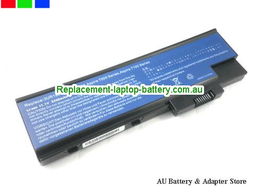 AU ACER SQU-525, 916C4890F, Aspire 5601, Aspire 5611, Aspire 5622, AS5600, TravelMate 4100, TM4000 Series Battery