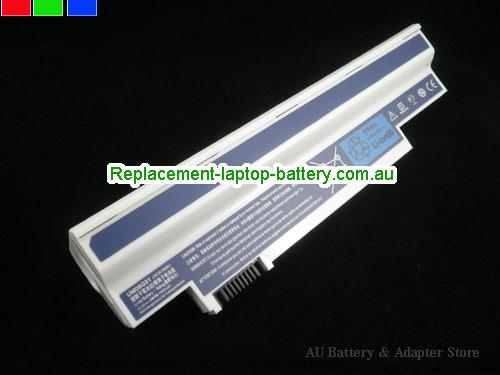 PACKARD BELL NAV50 Battery 7800mAh 10.8V White Li-ion