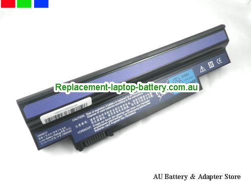 ACER 3ICR19/65 Battery 7800mAh 10.8V Black Li-ion