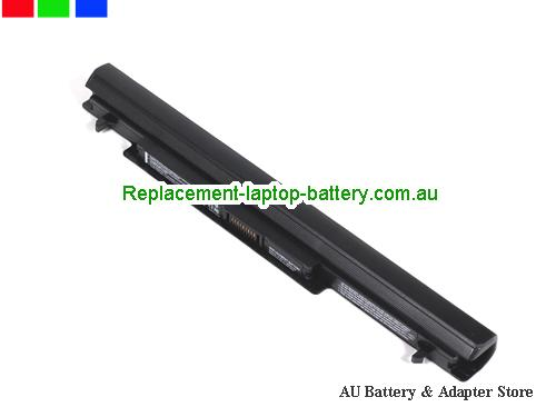 ASUS S46CB-WX119H Battery 2600mAh 14.8V Black Li-lion