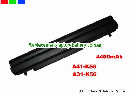ASUS S46CB-WX119H Battery 4400mAh 14.4V Black Li-ion