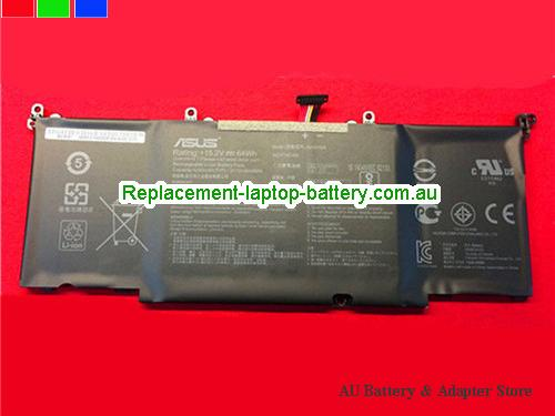 ASUS ROG FX502VMDM128T Battery 4110mAh, 64Wh  15.2V Black Li-ion