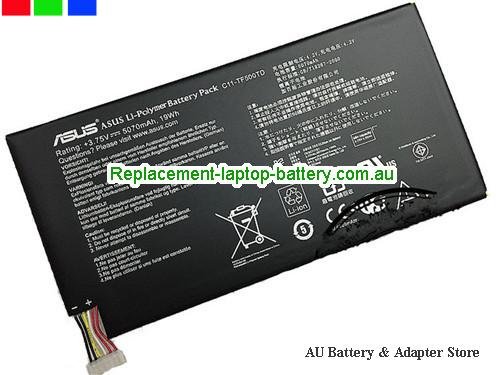 AU 19Wh C11-TF500CD Battery For Asus Transformer Pad TF500T