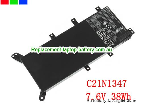 ASUS DX992L Battery 38Wh 7.6V Black Li-Polymer
