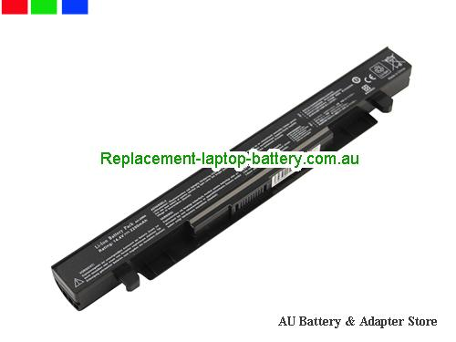 ASUS F552L Battery 2600mAh 14.4V Black Li-ion