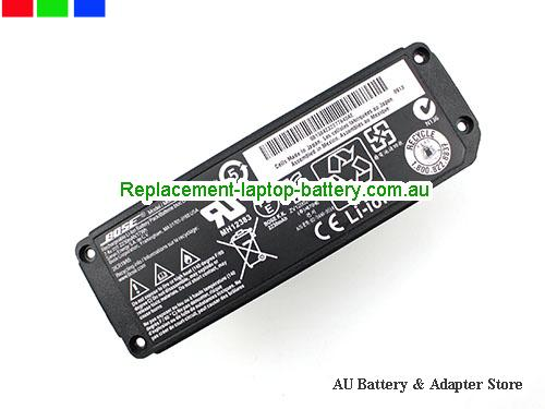 BOSE 061384 Battery 2330mAh, 17Wh  7.4V Black Li-ion
