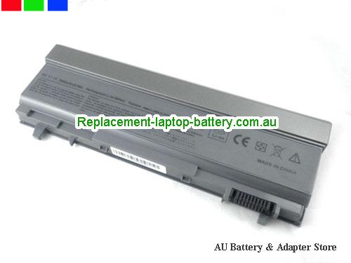 Dell LATTITUDE E6410 Battery 7800mAh 11.1V Silver Grey Li-ion