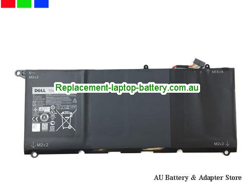 Dell XPS 13 9350 Battery 52Wh 7.4V Black Li-Polymer