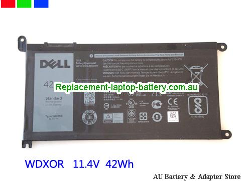 AU Dell WDX0R WDXOR Battery For Inspiron 15 7000 Series