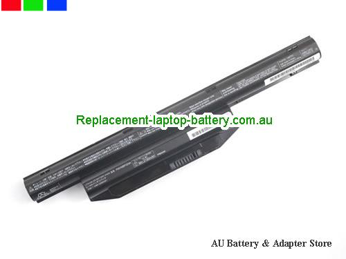 FUJITSU LifeBook A544 (M7501GB) Battery 2250mAh, 24Wh  10.8V Black Li-ion