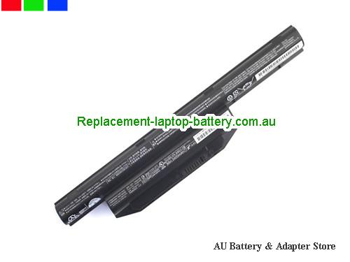 FUJITSU LifeBook A544 (M7501GB) Battery 3550mAh, 51Wh  14.4V Black Li-ion