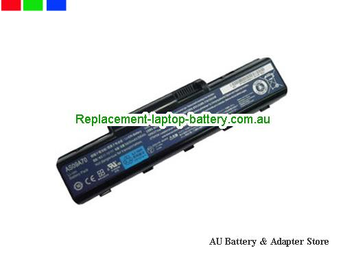 ACER BT.00607.014 Battery 5200mAh 11.1V Black Li-ion