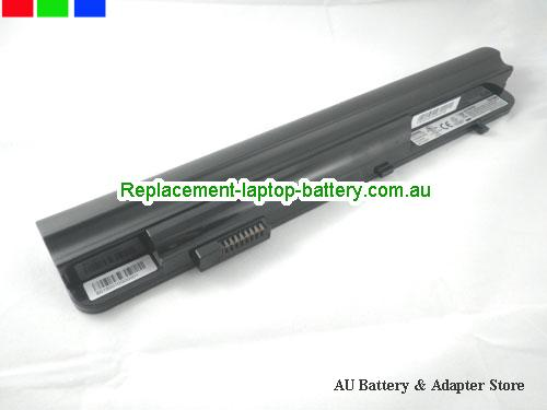 GATEWAY S-7200n Battery 4400mAh 11.1V Black Li-ion
