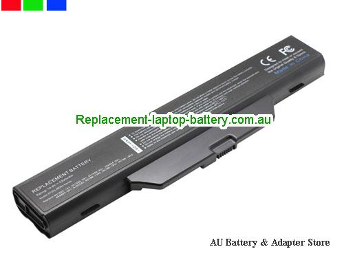 HP COMPAQ 610 Battery 5200mAh 10.8V Black Li-ion