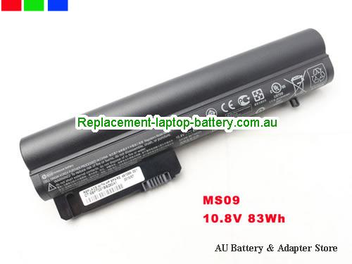 HP COMPAQ 586762-001 Battery 6600mAh, 83Wh  10.8V Black Li-ion