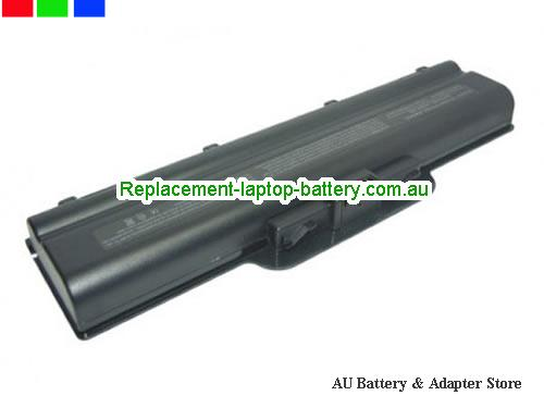 HP COMPAQ 342661-001 Battery 6600mAh 14.8V Black Li-ion